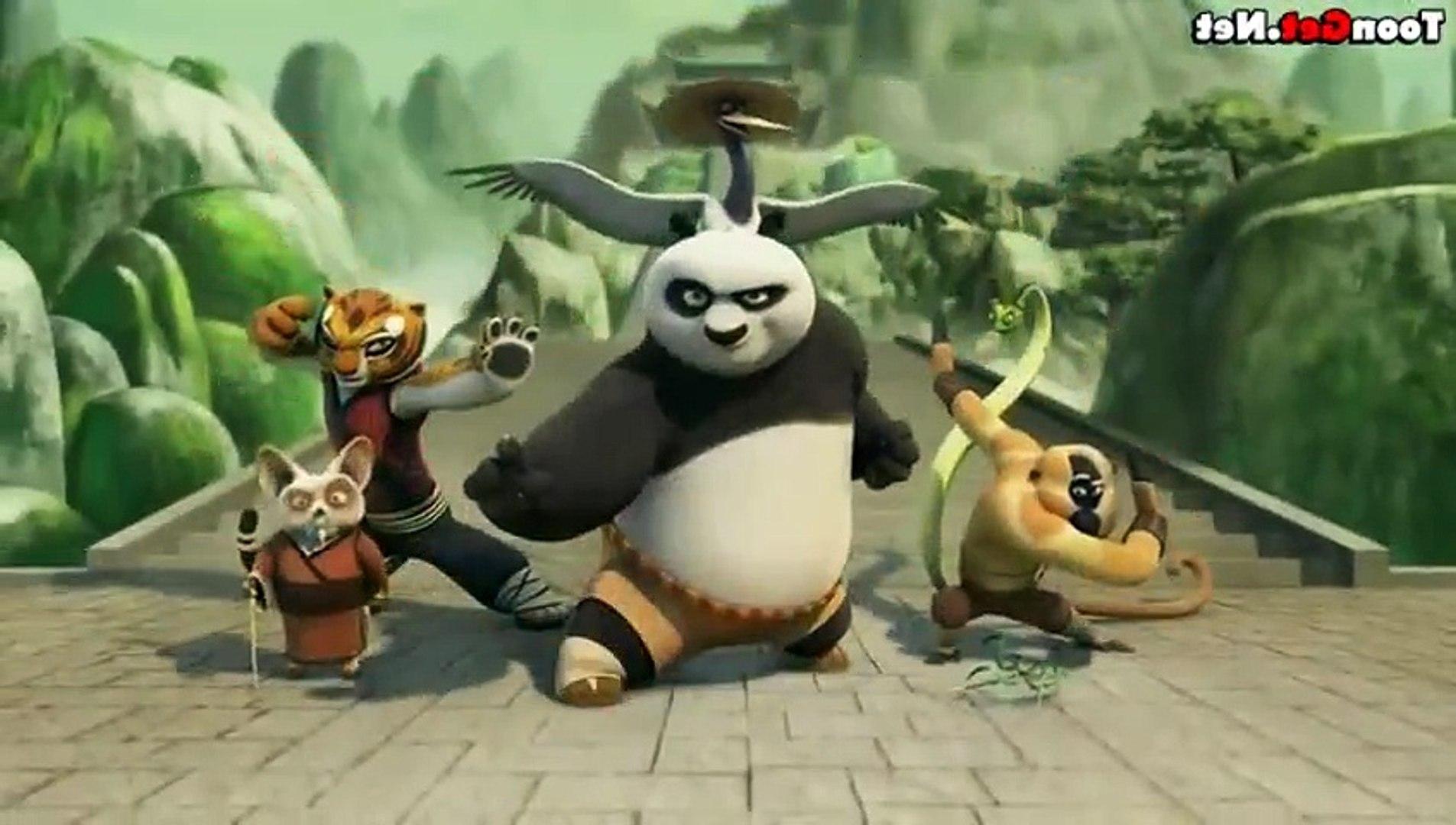 Kung Fu Panda Legends Of Awesomeness Season 3 by Kung Fu