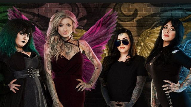 Ink Master: Angels Season 1 Episode 7 : Music City