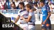 TOP 14 - Essai Yann LESGOURGUES (UBB) - Castres - Bordeaux-Bègles - J2 - Saison 2017/2018