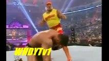 HULK HOGAN RETURNS AT WRESTLEMANIA 21 - WWE WWF Wrestling - Sports MMA Mixed Martial Arts Entertainment