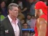HULK HOGAN VS VINCE MCMAHON FEUD - WRESTLEMANIA XIX - WWE WWF Wrestling - Sports MMA Mixed Martial Arts Entertainment