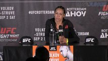 Marion Reneau full post-fight press conference at UFC Fight Night 115