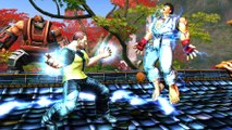 Guile Vs Abel ,Street Fighter X Tekken Gameplay #With Name