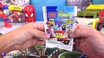 Des sacs aveugle par par peut peut héros loisir merveille étain jouets scélérats Superbe surprise super imaginext