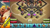 ✅Clash Of Clans: NEW TH9 War Base w/ BOMB TOWER | Town Hall 9 Trophy Base 2017 - True Fear