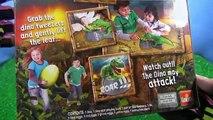 Chocolat dinosaure des œufs Jeu géant enfants repas jouets Dino surprise