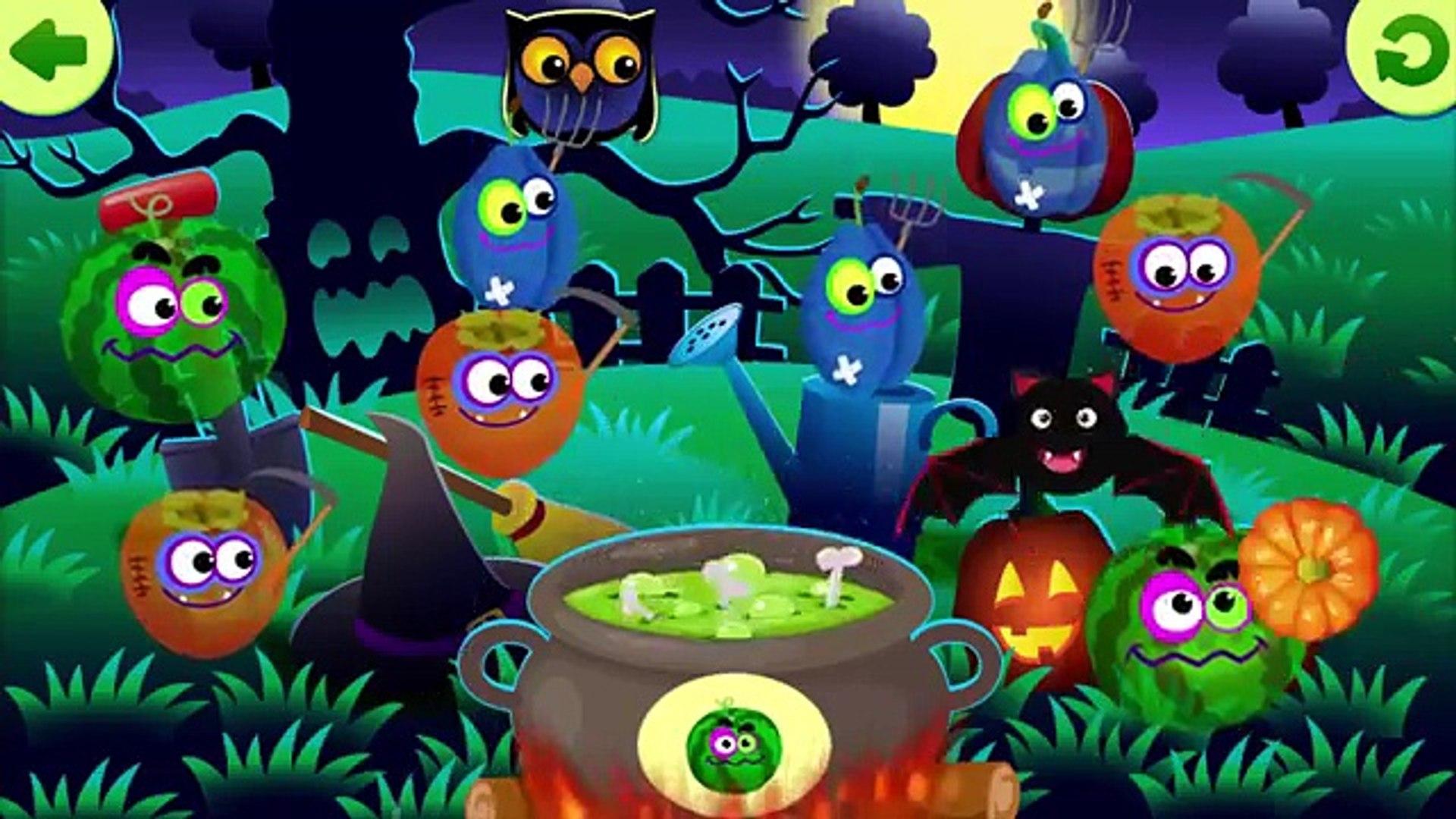 И программы Детка ребенок Ф.О. Ф.О. продукты фрукты весело Веселая Хэллоуин Узнайте обучение имен из