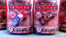 Des voitures transporteur coureurs cascade jouets transporteur transport un camion Raoul caroule 2 andre disney
