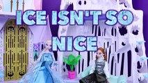 Et cendre poupées Robe gelé fête Princesse Ensemble vers le haut en haut avec Elsa anna disney ariel rapunzel