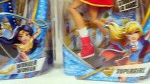 Poupées fille filles héros Femmes merveille Dc batgirl super action figure dc super