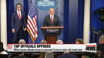 Trump prepares to discuss withdrawal from KORUS : WP
