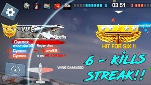 THE DEADLY T7 PLANE!! | War Wings #2
