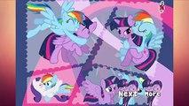 Des jeux petit mon poney Flash 6 crépuscule donne naissance