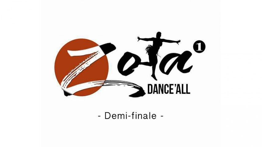 Zota - Dance'All 2017 - Demi-finale