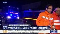 [Actualité] Incendie dans le Var : près de 450 hectares sont partis en fumée, près de Hyères