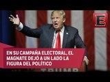 Trump llegó a la presidencia porque se vendió bien: Experto en marketing