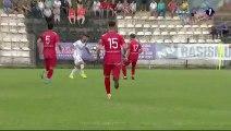 1-2 Ciprian Rus Penalty Goal Romania  Liga II - 03.09.2017 Pandurii Targu Jiu 1-2 FC Hermannstadt