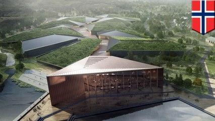 ศูนย์ข้อมูลสีเขียวใหญ่ที่สุดในโลก วางแผนสร้างในนอร์เวย์