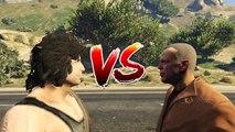 John Rambo VS John McClane - Die Hard (GTA 5)