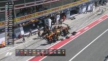 Grand Prix d'Italie - Stoffel Vandoorne s'arrête !