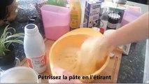 Recette de beignet rapide et simple sans oeuf sans banane et sans lait