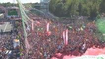 Grand Prix d'Italie - Le podium survolté !