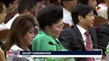 Pangulong Duterte, kinumpirma ang pakikipag-usap sa pamilya Marcos kaugnay ng umano'y ill-gotten wealth