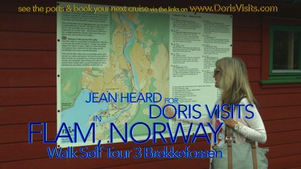 FLAM WALK 3, Guide, Norwegian Fjord cruise and hike