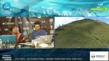 CCC® 2017 Replay (FR) - Vue du Ciel à Tête de la Tronche (Km 10-14)