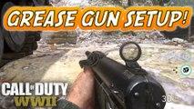 COD WW2: GREASE GUN BEAST SETUP (RUSHING) – Multiplayer Gameplay