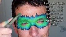 Visage haute maquillage monstre peinture tutoriel frankie stein