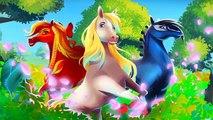 Leyenda de el guardianes mágicos caballos caballos de aventura everRun |