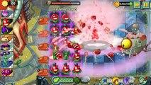 Растения против зомби 2. эпический мотыга тень Экипаж против пока что будущее Зомбот Завтра-трон