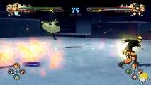 Naruto Ultimate Ninja Storm 4 - Sasuke / Sarada / Itachi vs Boruto / Naruto / Minato Gamep