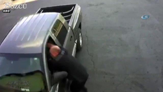 Hırsıza karşı koyarken canından oluyordu