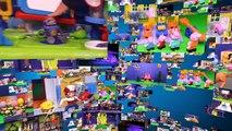 Y regordete gracioso Niños cachorros brillar brillar juguetes en con Nickelodeon la familia de ingenieros