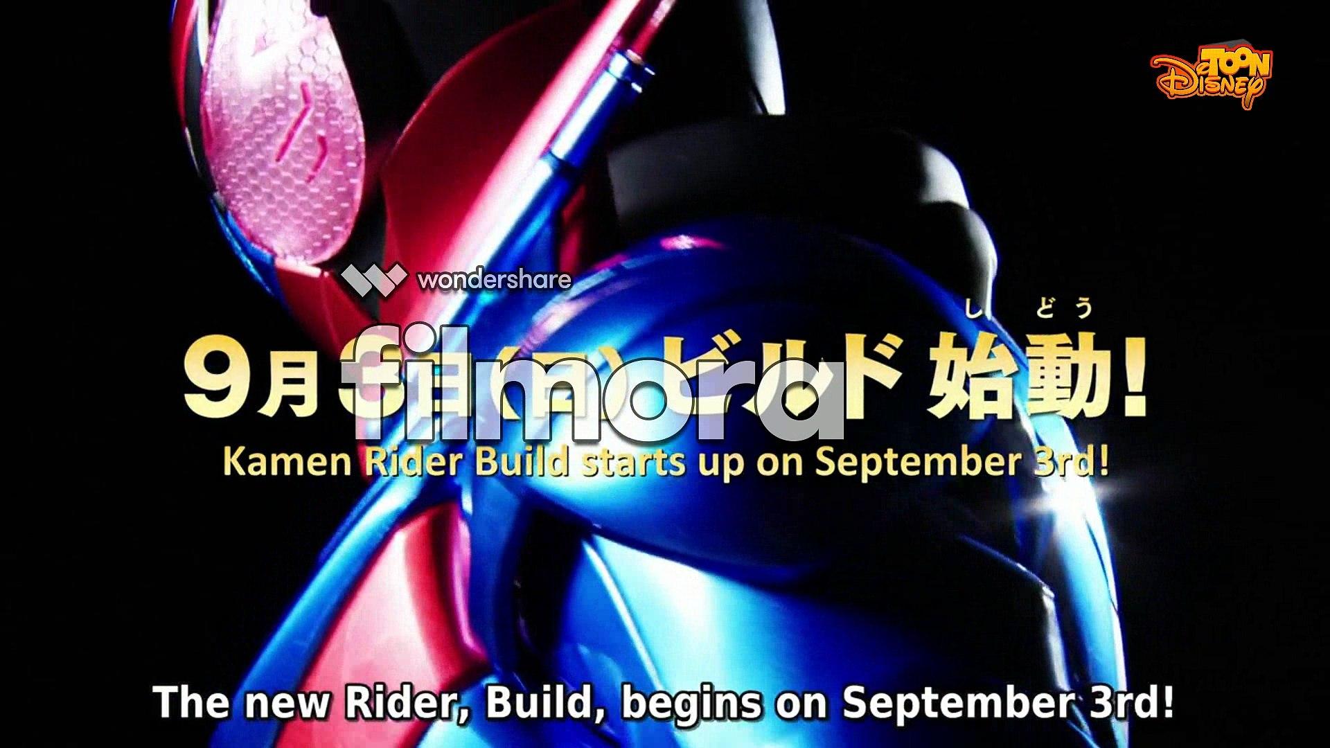 Kamen Rider Build Last Cmpromo Episode 1 With Banner Video