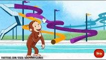 Bebé Mejor curioso para juego Jorge Niños Mono diapositiva chapoteo agua agua agua Tastic traducción espanol