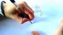 Cómo dibujar hinata hyūga naruto shippuden 2 dibuja fácil