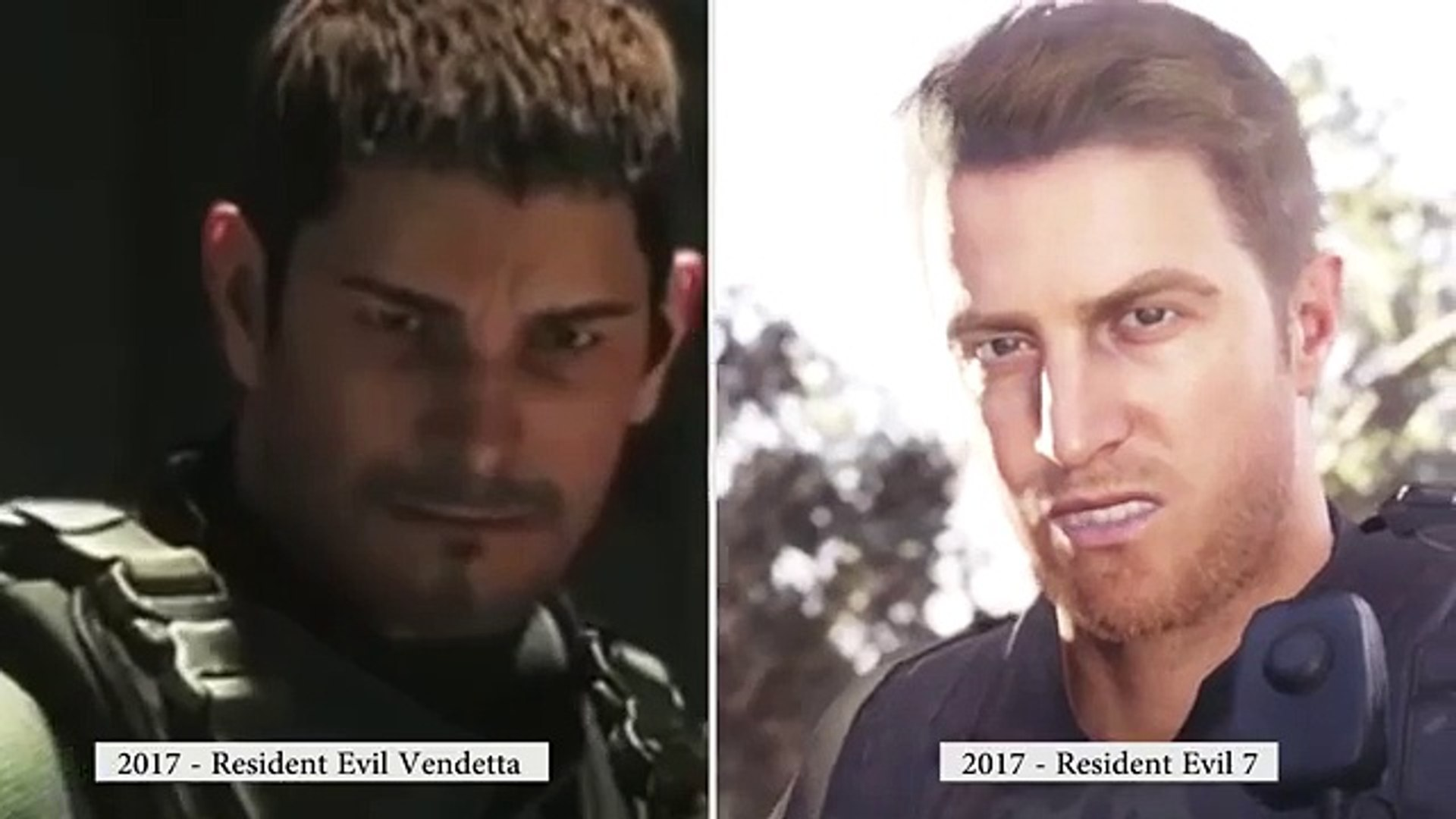 Is It Really Chris Redfield In Resident Evil 7 Ending Video Dailymotion