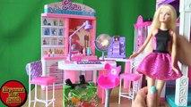 Boucles poupée luxueux Barbie de déballer ensemble des boucles de luxe examen mattel barbie vidéo