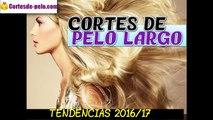 Mode mode cheveux coiffures femme longues coiffures ♥ tendances 2016-2017 / coiffures de mode ♥