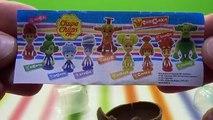 Des balles jouets jouets avec Chupa Chups boules Fixiki surprennent ouverture fixiki Chupa Chups surprise,