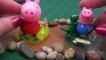 Fr dans des familles porc jouets à bulles Peppa de lave Sylvanian