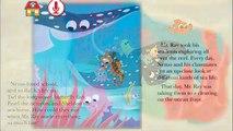 Anglais Fée découverte poisson fantôme lumière livre de contes contes le le le le la Disney Nemo