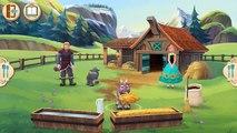 Bébé mignonne gelé Jeu enfants parc Princesse renne jouets avec Super sven anna kristoff