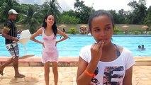 La Sí Desafío piscina