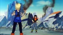 Dragon Ball Z - Trunk vs C17 & C18 Extrait VF