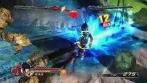 La victoire contre sasuke Vegeta | j j-STARS Victoire Versus