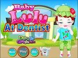 À bébé dentiste pour Jeu des jeux grande vidéo Lulu fun-kids jeu-soins dentaires-bébé